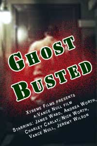 Ghost Busted movie poster.