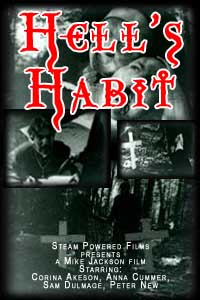 Hell's Habit movie poster.
