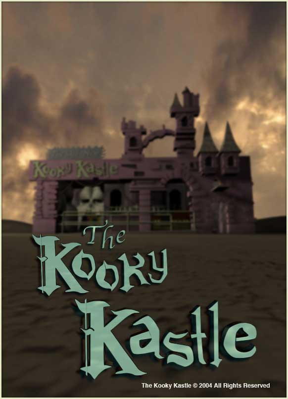 The Kooky Kastle movie poster.