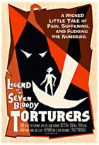 Legend of the Seven Bloody Torturers movie poster.