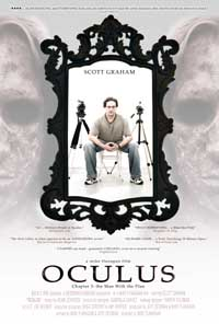 Oculus movie poster.