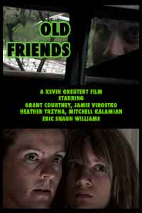 Old Friends movie poster.