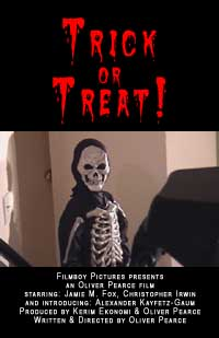 Trick or Treat!! movie poster.
